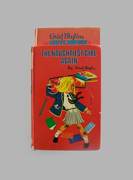 Enid Blyton Collection Naughtiest Girl Again copy