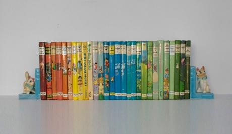 vintage Enid Blyton childrens books