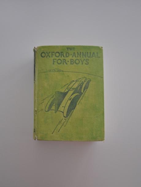 oxford old boys annual