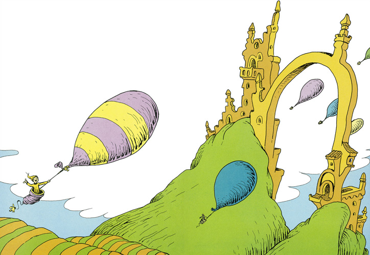 oh the places youll go reflection essay Oh, the places you'll go by dr seuss 1990 congratulations today is your day you're off to great places you're off and away you have brains in your head.