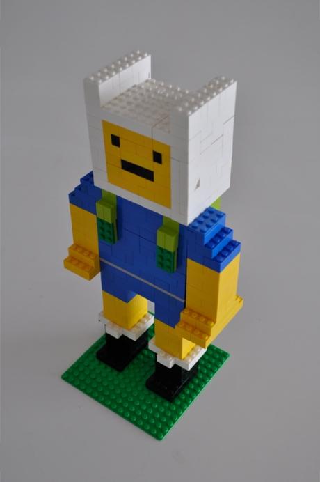 Lego Finn Adventure Time