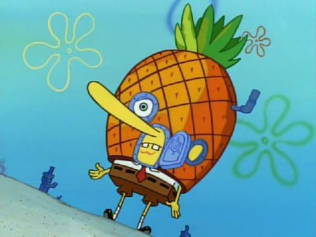spongebob-pineapple-head