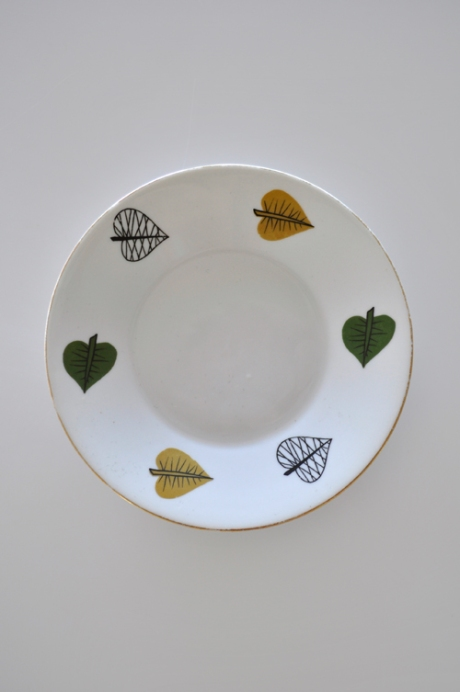 west german leaf plate copy