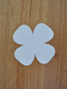 white_flowerz-suede laser cut flower coaster