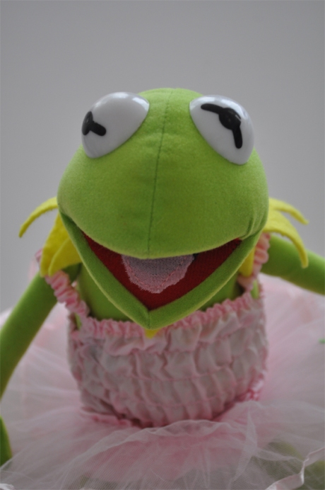kermit the ballerina