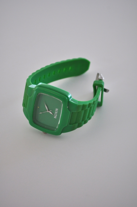 green Nixon Watch copy