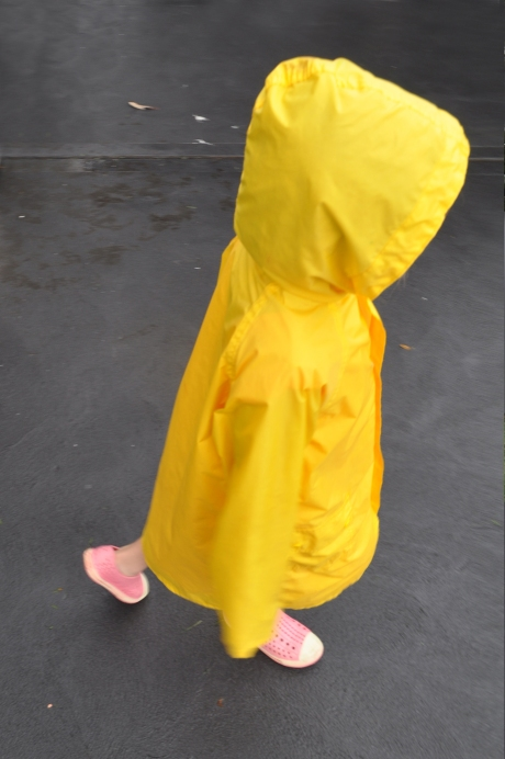 Kids in yellow rain coats_2