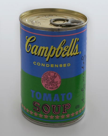 Andy Warhol Campbells soup cans3