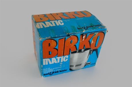 vintage birkomatic in original box