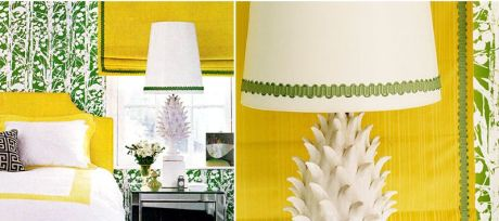 jonathan adler yellow and green
