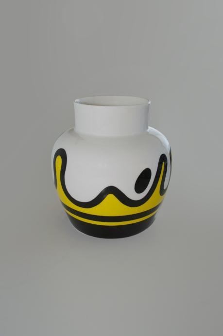 Patrick Caulfield Coalport Tate Gallery Vase