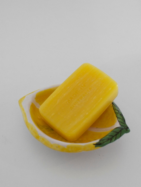 lemon dish and sunlight soap