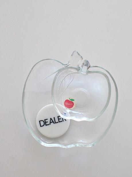 crystal apple dealer plates copy