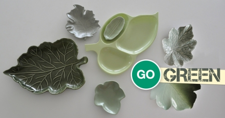 green is good leaf plates