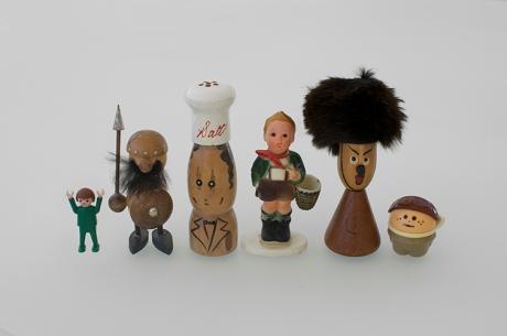 retro playmobil teak viking treehouse toys corkscrew