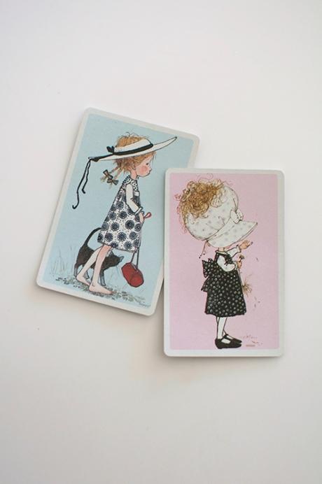 HOLLY HOBBIE cards
