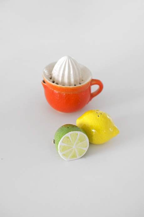 orange citrus lemon salt and pepper shakers copy