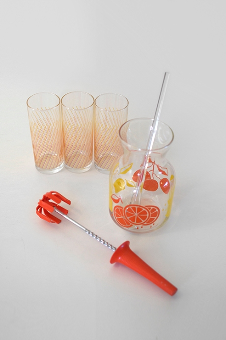 orange whip and retro glasses juice carafe copy