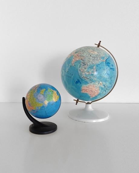 more globes midcentury