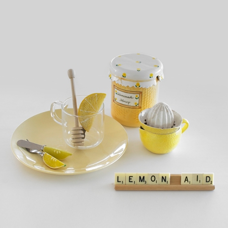 lemon aid lemon & honey urban rustic sq