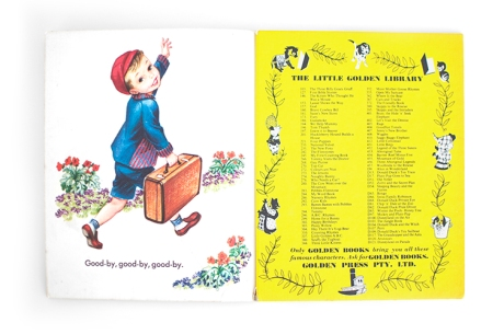 vintage golden book cute goodbye picture copy