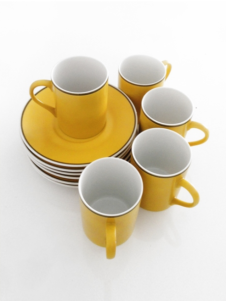 kelco schmid japan coffee set 5