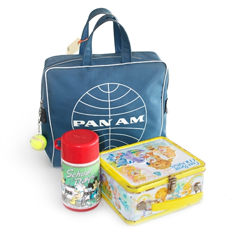 panam bag mickey mouse thermos care bears lunch box2