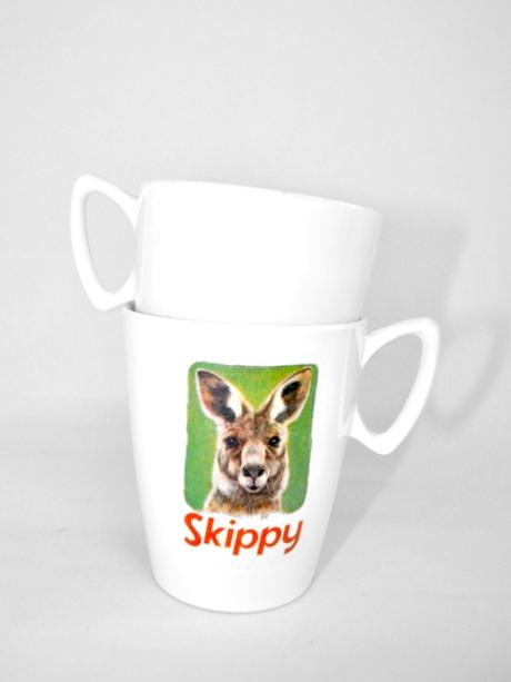 skippy-melamine-70s-mug